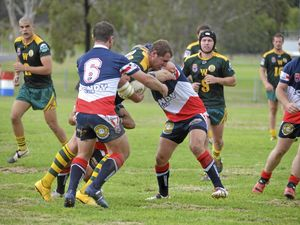 Wattles at home to Oakey in Sunday games