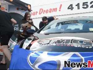 Hitz FM Car Winner 18 Jube 2016