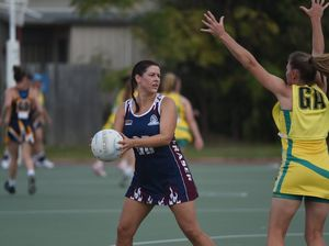 MATCHPLAY MINUTE: Hervey Bay Netball 1