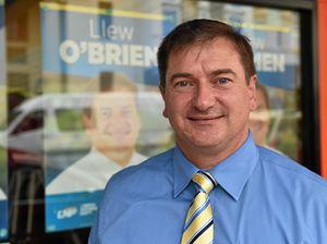 SPEECH: Llew O'Brien talks unemployment, opens up about PTSD