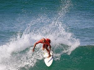 'Mr Consistency' set for South African surfing sojourn