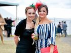 The QT's Kerri Ashbrooke and Anna Hartley (right) at the 2016 Ipswich Cup.