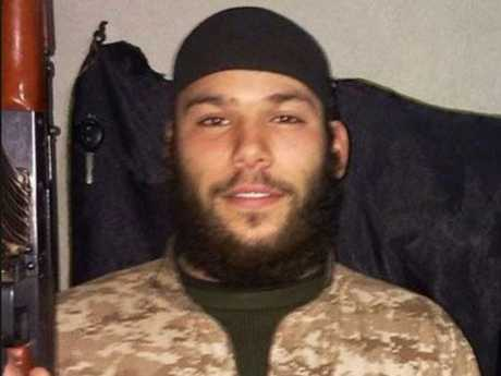 Osama Krayem is thought to have fought for Isis in Syria. Picture: Facebook