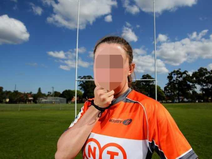 A female referee was abused so badly at the Colts Brothers game at Victoria Park last night she called the game off with 20 minutes remaining on the clock.