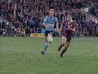 Billy Slater's try in 2004. Source: 9 News, You Tube