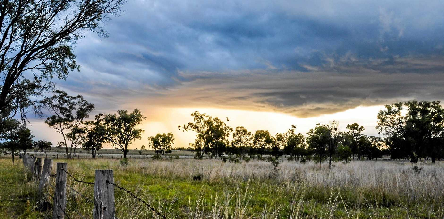 Roma and the Maranoa region missed out on most of the rain over the weekend.