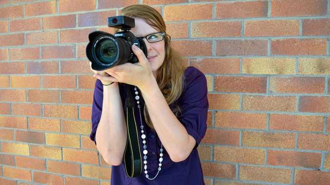 SNAP: Johanna Zolg has turned her passion for photography into her business.