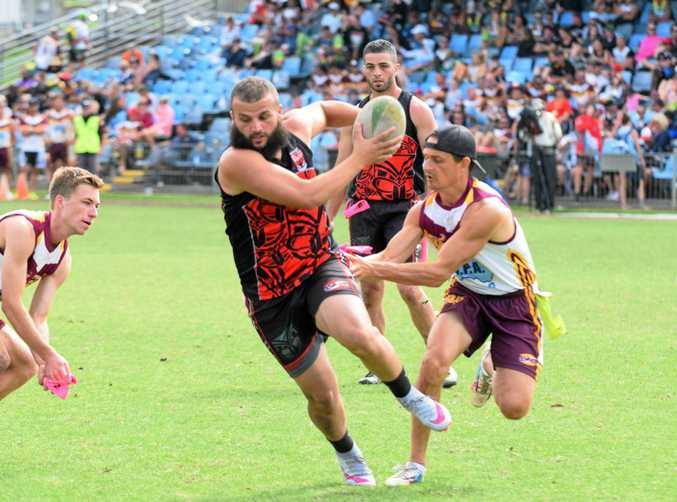 The Senior State Cup will bring another big Oztag tournament to Coffs Harbour.