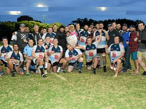Ballina retains rugby shield