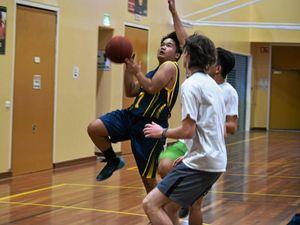 RSC, St John's put schoolboy rivalry on the court