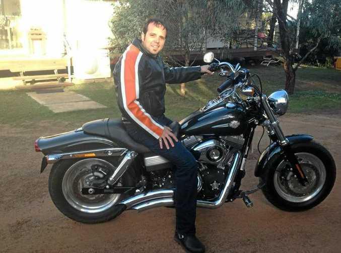 Dalby man Daniel Hoefler passed away this morning after a single vehicle crash on Dalby-Cooyar Road.