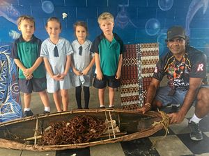Students join NAIDOC celebrations