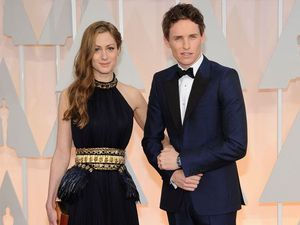 Eddie Redmayne and Hannah Bagshawe welcome their first child