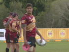 Dane Gagai fit to play.
