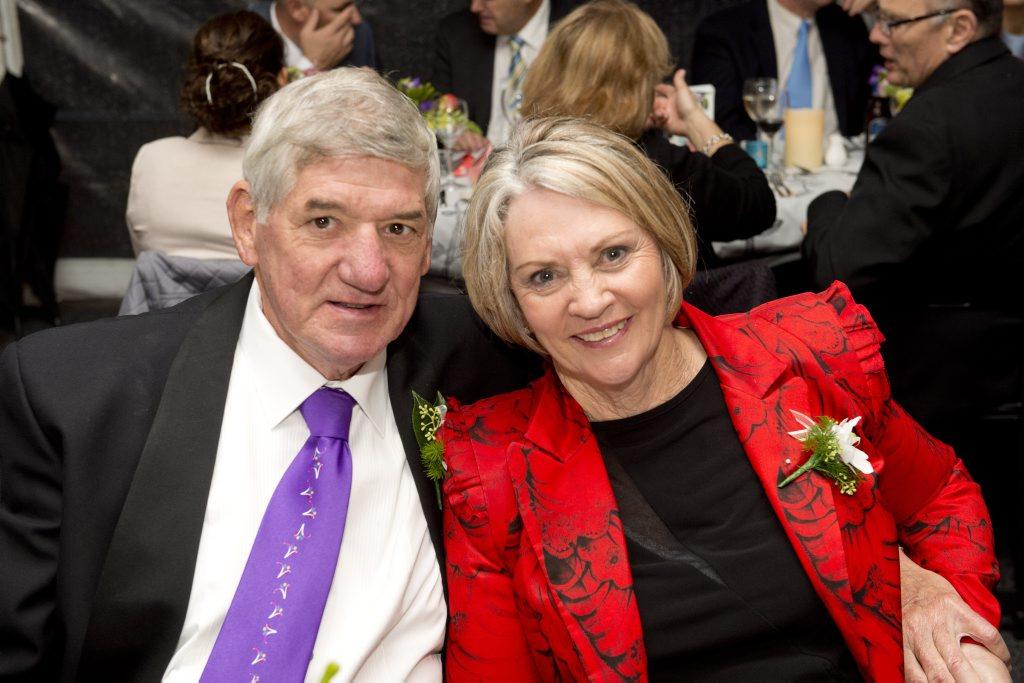 John and Joan McDonald