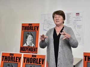 Di Thorley's parting shot at LNP's 'vitriolic' campaign