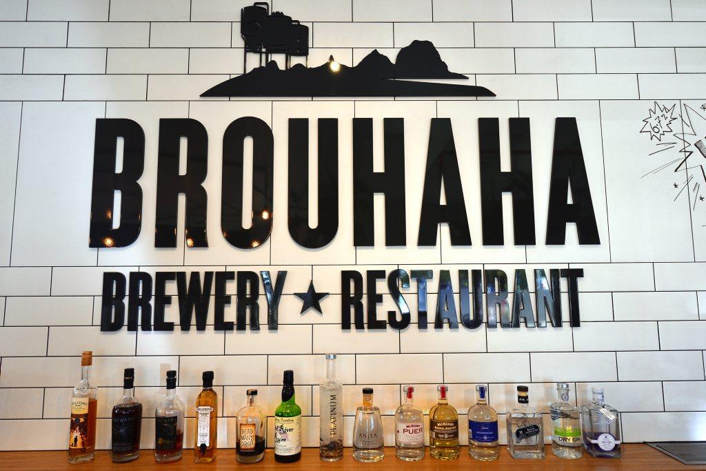 Matt Jancauskas in his Maleny brewery Brouhaha. Photo: John McCutcheon / Sunshine Coast Daily