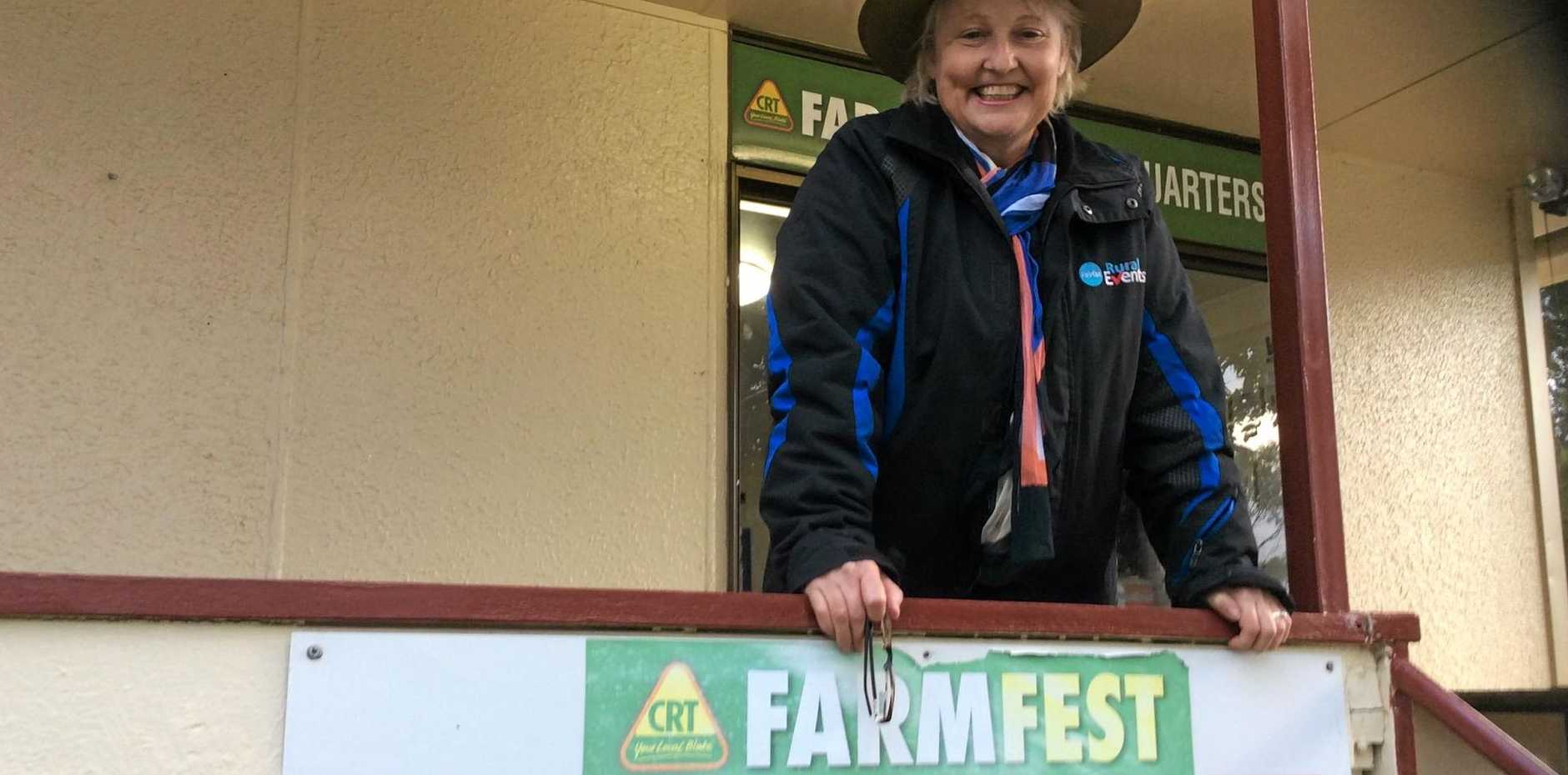 ORGANISED: Fairfax Rural Events group manager Kate Nugent is managing Norco Primex in Casino.