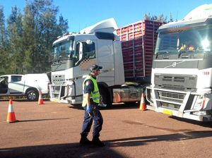 Readers: Heavy vehicle rego hikes not welcome