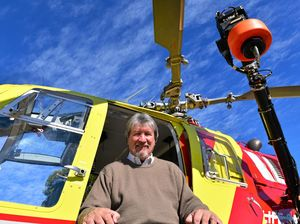Has your life been saved by the Westpac helicopter service?