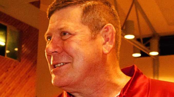 MAROONS LEGEND: Former Queensland Origin player Wally Fullerton-Smith.
