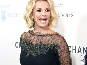 Britney Spears' crush on Brad Pitt