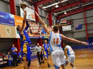 A breath of fresh Blair for Power men's basketball side