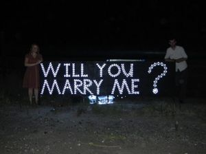 7 weird and wacky Toowoomba wedding proposals