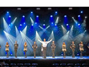 stunning show of magic, levitation and tap dance