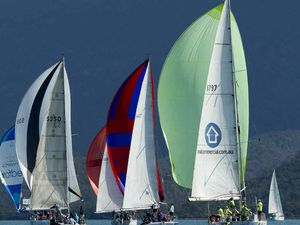 Blue water racers gear up