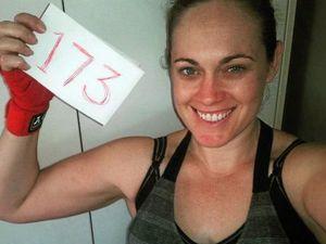 Goondiwindi woman's fitness challenge attracts world
