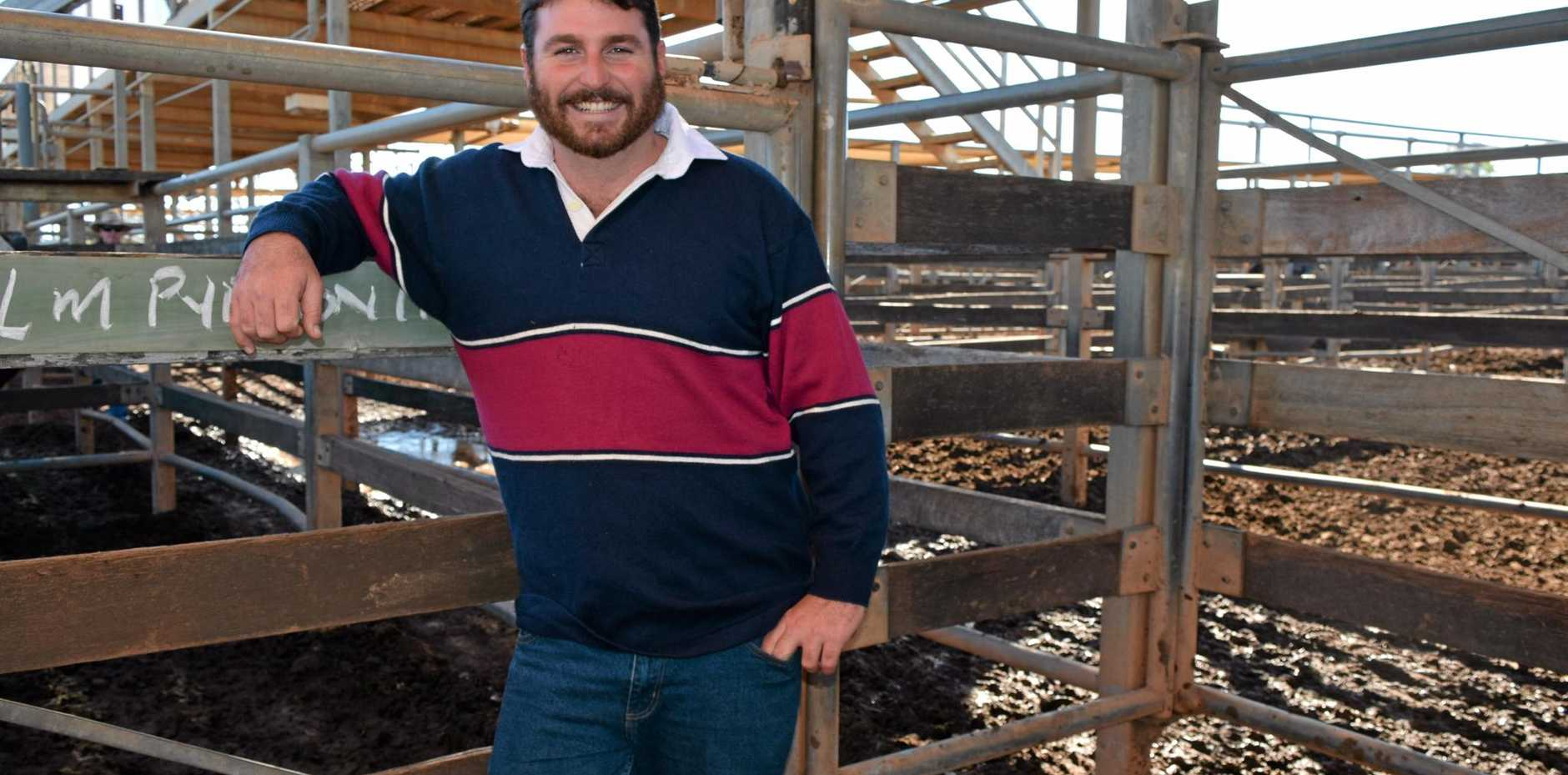 RURAL FIRST: CountryMinded candidate for Maranoa Luke Arbuckle believes that his party is about putting the people first