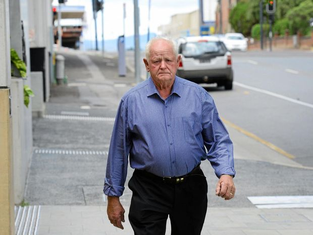 Queensland greyhound trainer Tom Noble has pleaded guilty to live-baiting at his Churchable property. Photo: David Nielsen / The Queensland Times