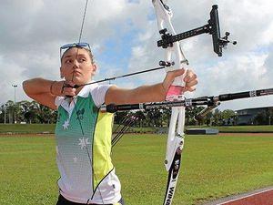 USC archer is Australia's best at World Uni Games