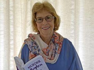 Sandy finds fun and friendship in murder novel