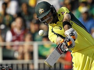 Maxwell knock helps Australia beat West Indies