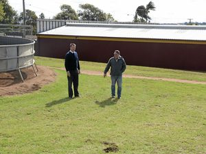 New stable facility planned for Clifford Park