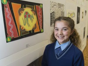 Young artists showcased