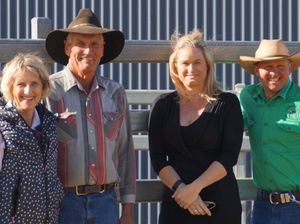 Pittsworth Campdraft supports sick kids