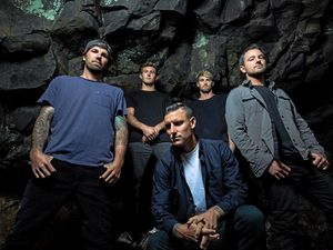 The Hard Word: Parkway Drive goes gold with IRE