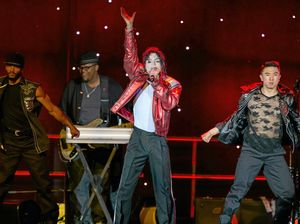 The Legacy Tour celebrating the King of Pop