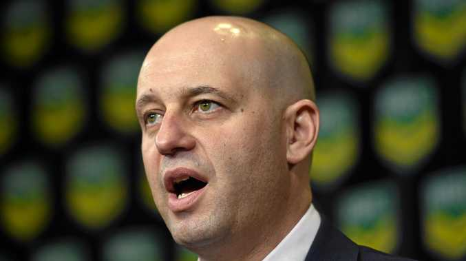 'NO DEAD RUBBERS': NRL chief executive Todd Greenberg.