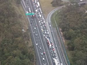 Hell on the Gateway Mwy as traffic backs up 18km