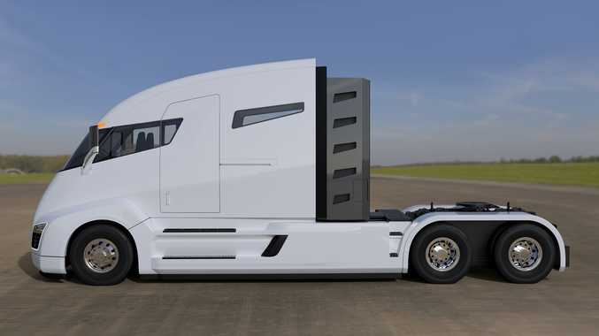 NIKOLA ONE: 6X6 grip at 2000HP is a sure-fire recipe for thrills.