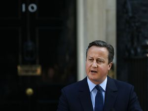 David Cameron has resigned