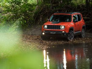 Jeep Renegade Trailhawk road test and review