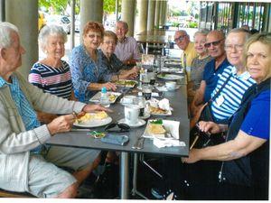 School friends reunite after six decades