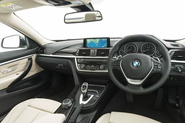 2016 BMW 420i. Photo: Contributed