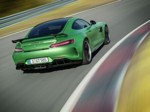 Track ready Mercedes-AMG GT R brute coming to Australia