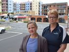 Newport Mooloolaba Apartments acting manager Hannah Sullivan and Sandcastles Mooloolaba manager Bridgette Silcock are concerned that noisy vehicles are driving away Mooloolaba holiday makers